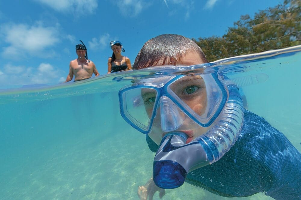 Snorkelling Great Barrier Reef Day Tours - Lady Musgrave Experience, Family Reef Tours
