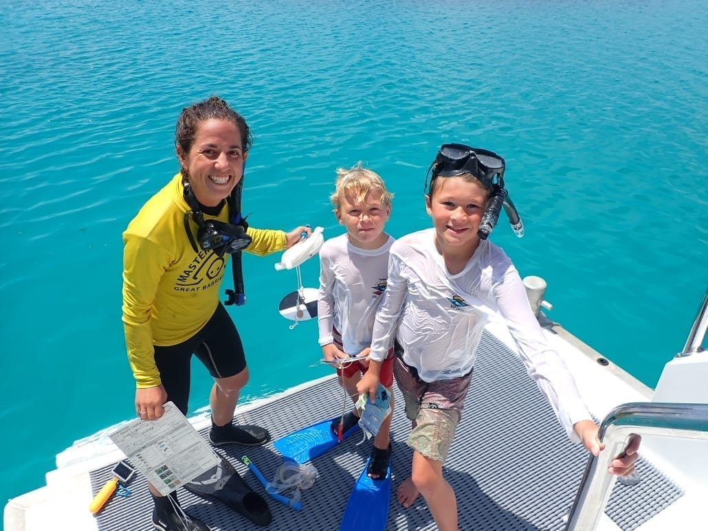 Reef Facts 8 Reef Education Marine Bio Lady Musgrave Experience Great Barrier Reef