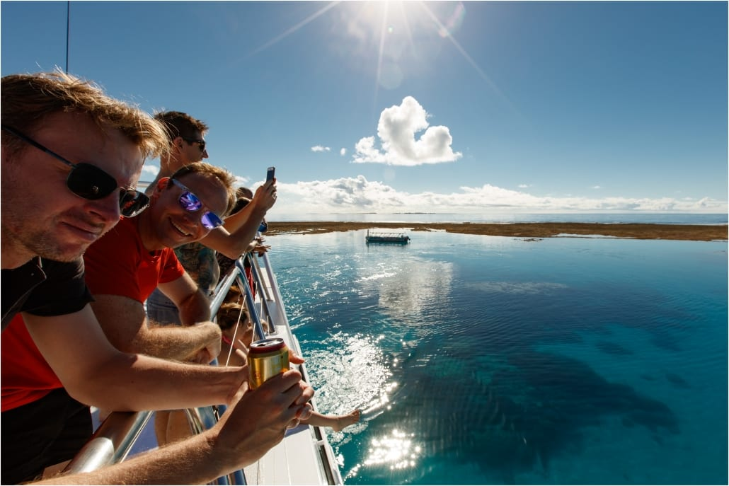 Guest 9 lady musgrave experience great barrier reef