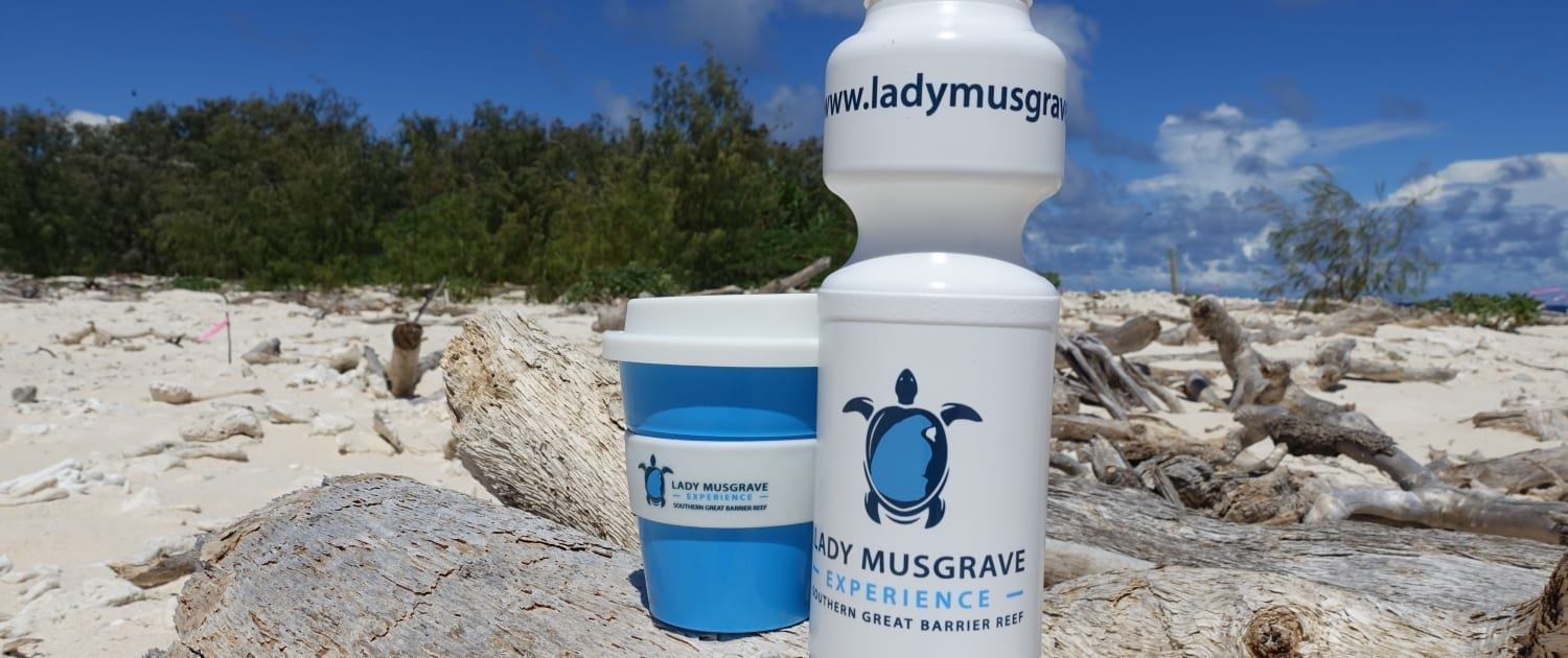 Reusable 2 Lady Musgrave Experience Great Barrier Reef