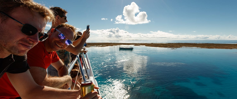showcasing lady musgrave island