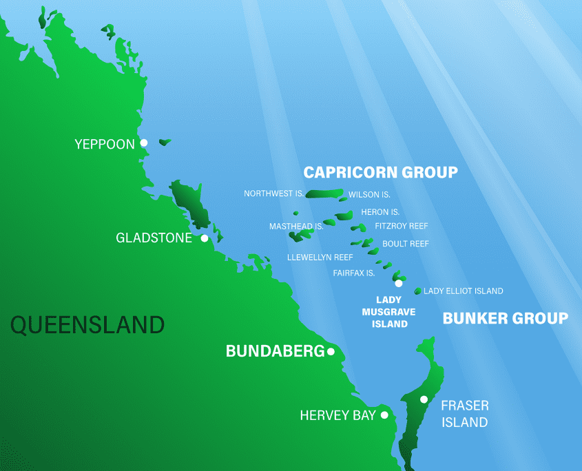 day tours great barrier reef map 1