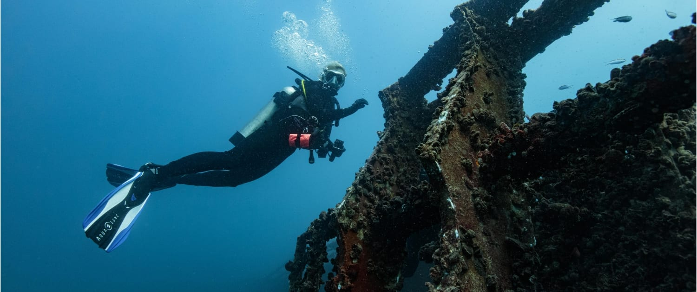 Dive courses great barrier reef bundaberg region, Queensland