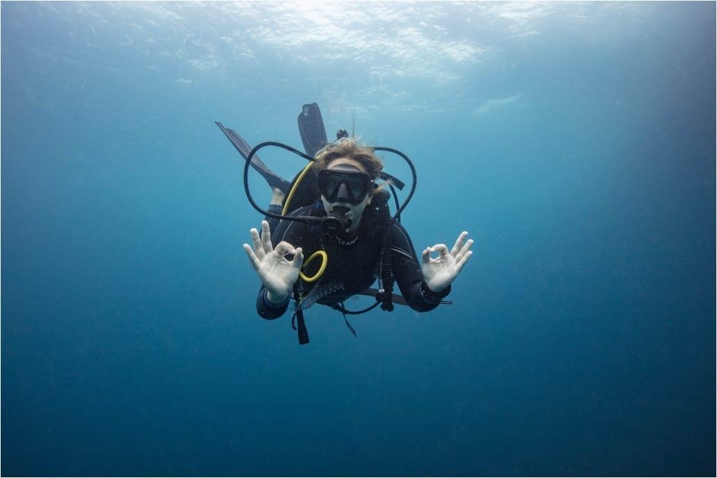Learn Scuba Diving Lady Musgrave Island - Bundaberg Scuba Diving Courses