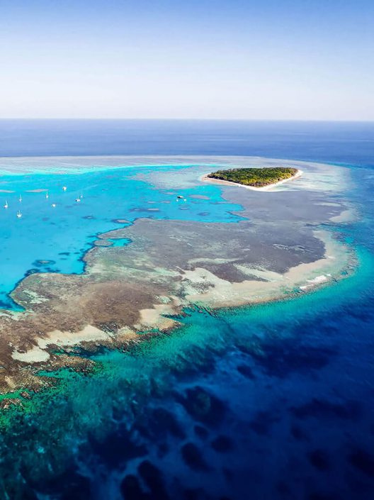 Island Day Tours - Southern Great Barrier Reef